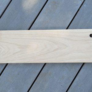 Raw oak Baguette Board